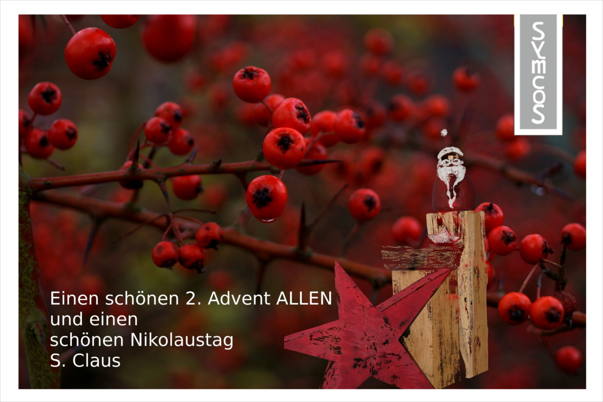 2.Advent 2015 klein